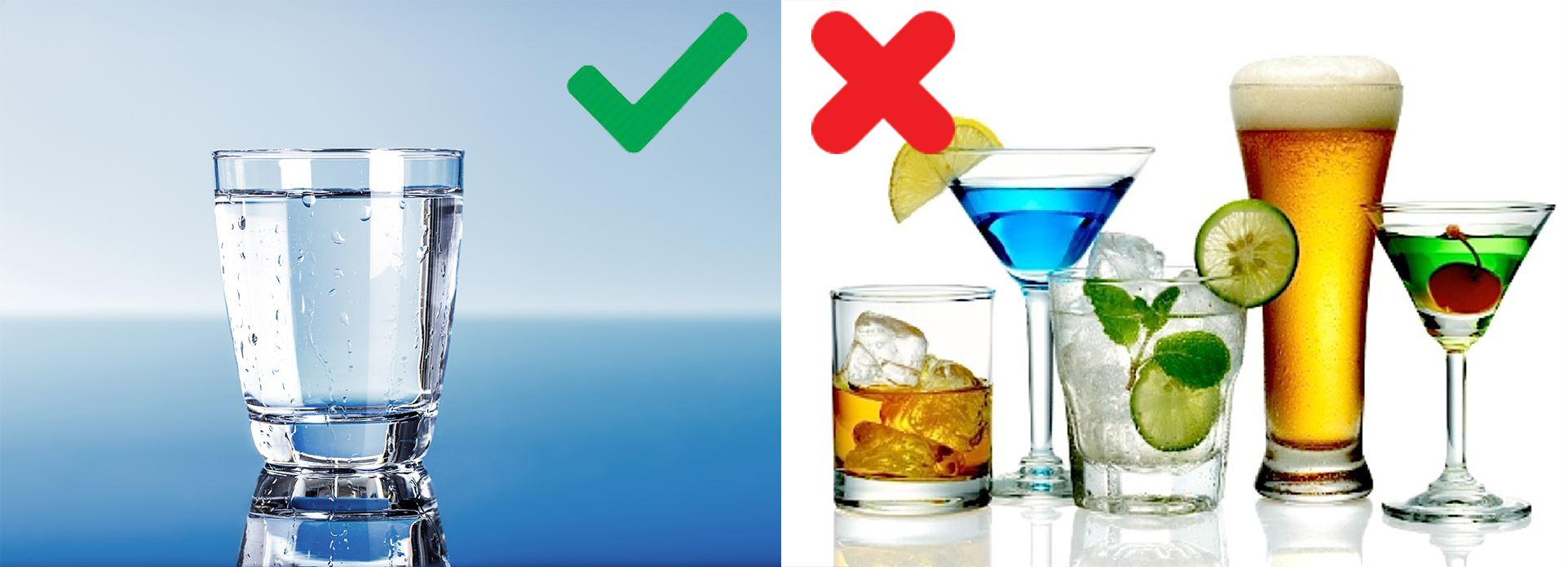 Uống với nước lọc là cách sử dụng Hồng Mạch Khang chuẩn